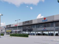 La Cité de l'Auto - Aubagne ouvrira ses portes à la rentrée.
